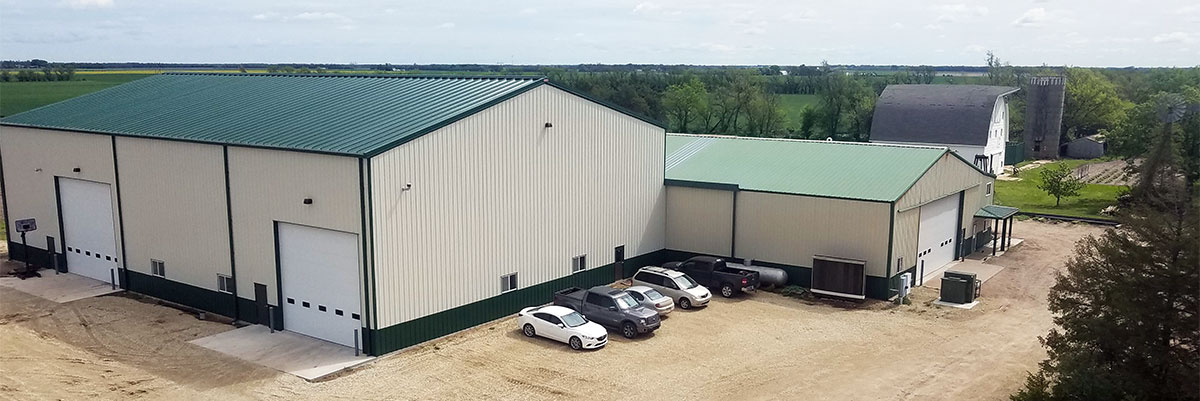 Harvest Ag Fabricating Facilities
